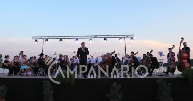 """""""Aposta ganha"""" com Praia Fluvial de Monsaraz merece """"uma primeira experiência"""" em eventos musicais, diz José Calixto (c/som e fotos)"""
