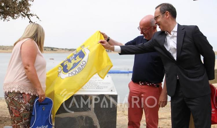 Campanário TV: A inauguração da Praia Fluvial de Mourão (c/video)