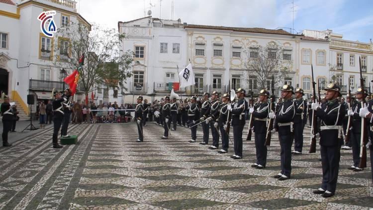 Campanário TV: Elvas foi palco do 10º aniversário do Comando Territorial da GNR de Portalegre