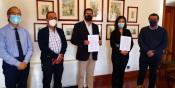 Portalegre assinou hoje ata de reconhecimento da fronteira Luso – Espanhola