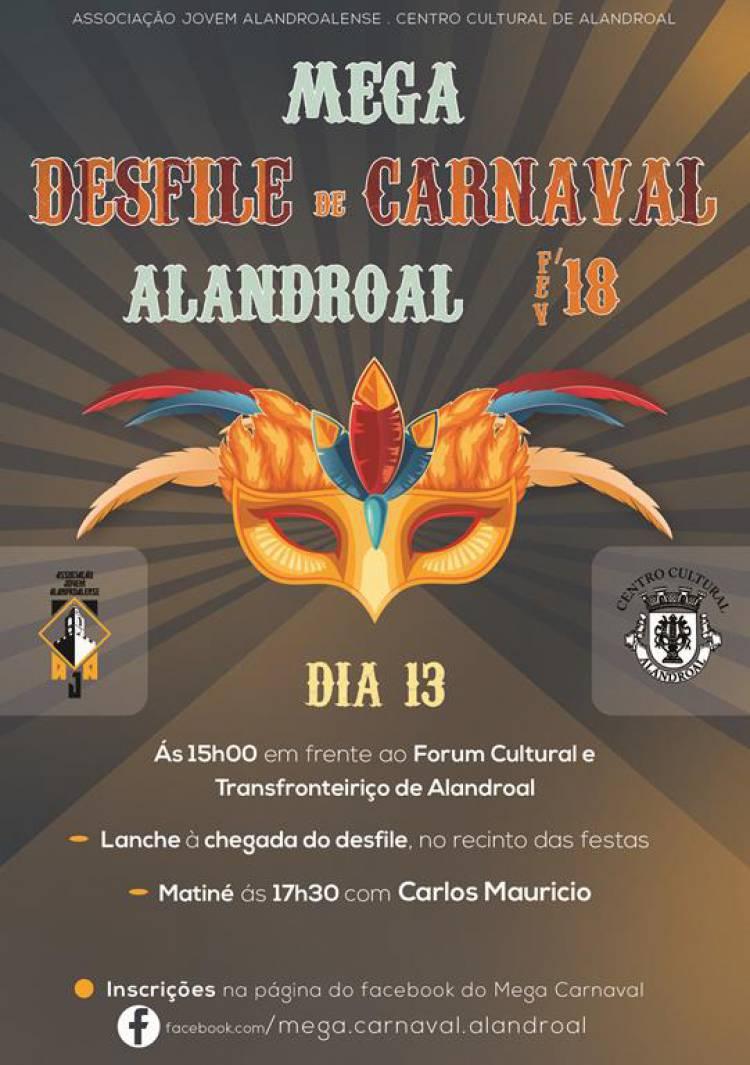 Alandroal vai festejar o Carnaval