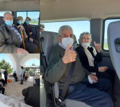 Misericórdia de Borba leva idosos em Passeio pelo concelho