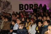 """Abertura da festividade """"É Natal em Borba"""" com crianças do Agrupamento de Escolas de Borba (c/fotos)"""