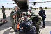 GNR e Força Aérea Portuguesa realizam treino conjunto em Beja