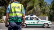 GNR: 11 detidos por condução sobre o efeito do álcool e 312 infrações foram alguns dos resultados da operação realizada nas últimas 12 horas