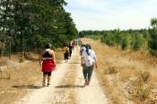 Mora irá ter um percurso pedestre com cerca de 17km