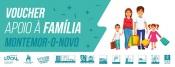Município de Montemor-o-Novo atribui Voucher Apoio à Família
