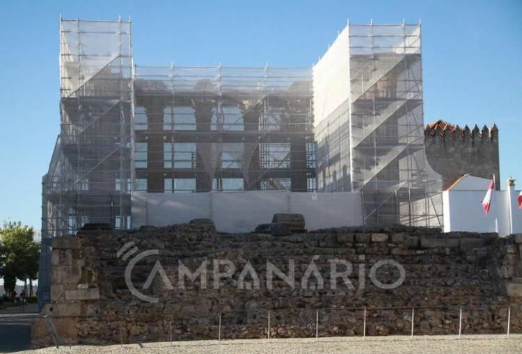 Templo Romano de Évora volta a estar visível ao público esta quarta-feira