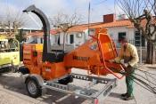 Câmara de Borba adquire equipamentos de manutenção da floresta e prevenção de incêndios
