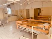 Última Hora: Idosos infetados de Vila Viçosa transferidos para o Hospital de Campanha