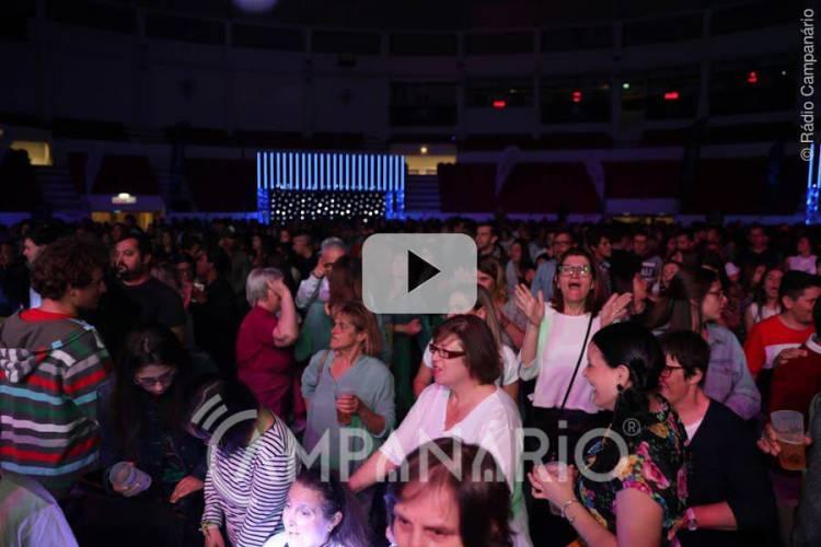 A Rádio Campanário mostra-lhe em vídeo imagens da 1ª noite do Festival da Juventude e Académico de Elvas