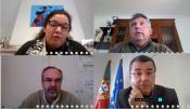 Municípios do Baixo Alentejo reuniram com Min. da Modernização do Estado e da Admin. Pública para avaliar respostas à COVID-19