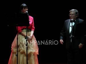 Carlos Guilherme encantou Redondo em Concerto de Natal Lírico (c/som e fotos)