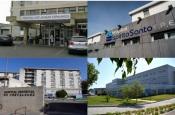 Hospitais do Alentejo com cenário negro. Apenas 4 camas disponíveis na região Alentejo