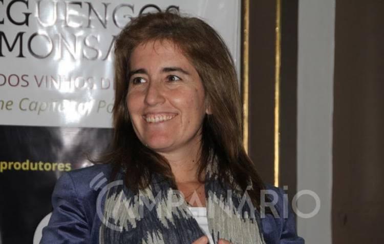 """""""O Alentejo está a diversificar a oferta e a diminuir a sua dependência do mercado interno"""", diz secretária de Estado do Turismo (c/som)"""