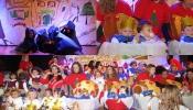 A história da Branca de Neve contada no espetáculo de Natal das crianças da Sta. Casa de Borba (c/som e fotos)