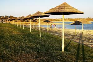 A Praia Fluvial de Mourão um oásis no Alentejo