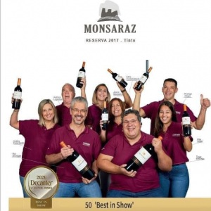 "Vinho da CARMIM recebe prémio ""Best in Show"" no Decanter World Wine Awards 2020"