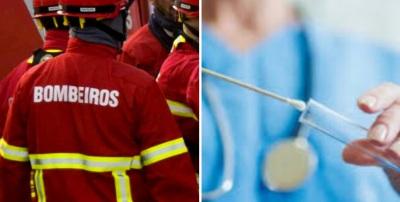 COVID-19: Meio milhar de Bombeiros do Baixo Alentejo vão fazer testes serológicos