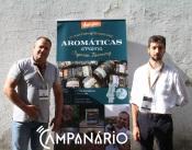 """""""Queremos dar a conhecer a nossa forma de produção rara em Portugal e elevar o Alentejo"""", dizem representantes da Aromáticas d´Palma (c/som)"""