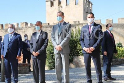 VEJA AQUI a sessão protocolar da reabertura da fronteira terrestre com Espanha