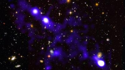 """OLA promove Café Ciência: """"As galáxias mais fracas e o seu segredo escuro"""""""