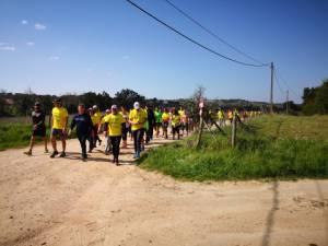 Ponte de Sor: Mais de uma centena de pessoas participaram na 'Caminhada pela Floresta' da GNR (c/fotos)