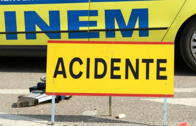 Indivíduo desencarcerado após colisão na estrada Nacional 4 perto de Arraiolos