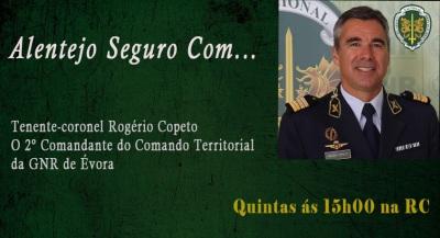 Alentejo Seguro - 13 maio 2021