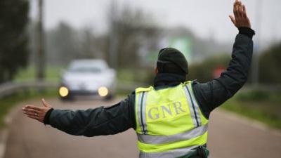 GNR de Évora regista uma detenção em flagrante delito e 85 infrações nas últimas 24 horas