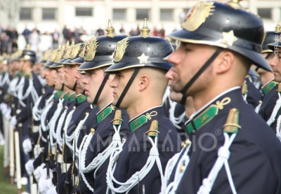 Portalegre recebe 42º curso de formação de guardas (GNR), após despacho do Ministério das Finanças