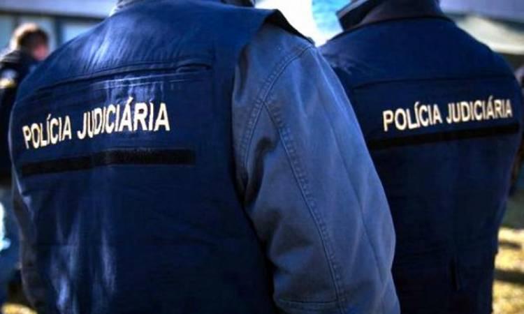 Homem de 40 anos detido em Évora por tentativa de homicídio com recurso a machado