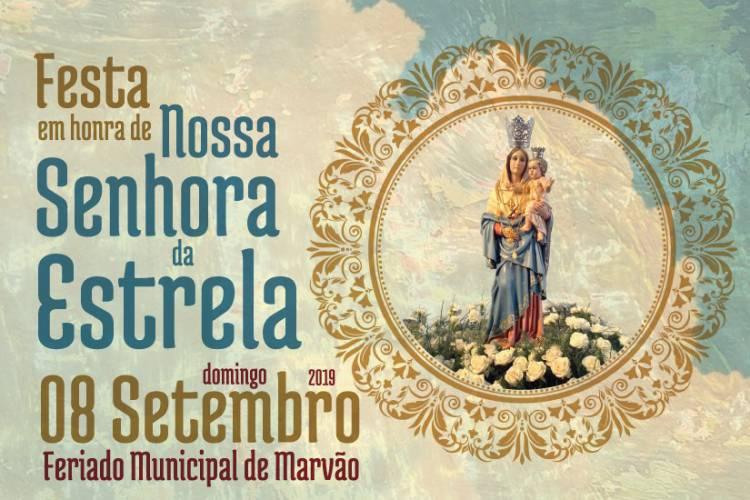 Festa em Honra de Nossa Senhora da Estrela em Marvão (c/programa)