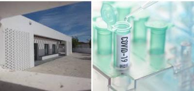 Idosos de lar em Campinho, Reguengos de Monsaraz, já realizaram os testes à COVID-19
