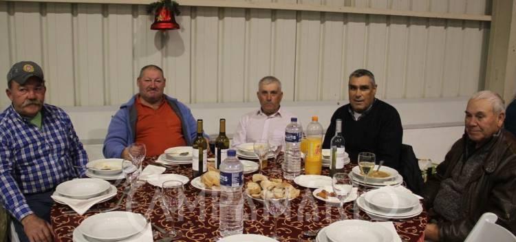 Reguengos de Monsaraz: Almoço de Natal reuniu cerca de 600 idosos (c/som e fotos)