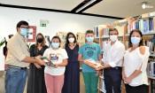 Câmara de Redondo entrega cadernos de atividades aos alunos do Agrupamento Dr. Hernâni Cidade(c/fotos)