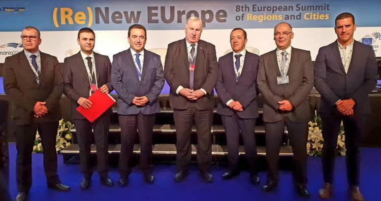 Missão Alentejo Global Invest a Bruxelas