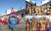 Bencatel: Milhares de pessoas presenciaram e participaram num Carnaval com história numa tarde de sol, animação e cor. A RC mostra-lhe as imagens