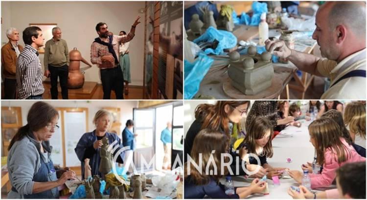 """""""Redondo é uma terra onde se respira cultura"""", diz autarca no Dia Internacional dos Museus. A RC deixa-lhe as fotos das iniciativas (c/som)"""