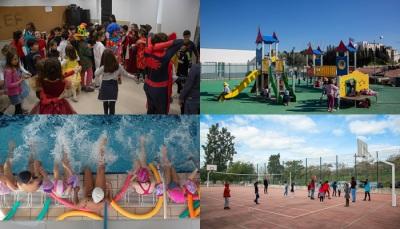 Município de Alcácer do Sal garantiu atividades para crianças na interrupção letiva do Carnaval