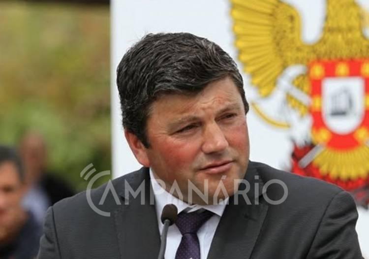 """Borba e Estremoz com equipa de bombeiros profissional """"confirmada"""" até ao final do ano, diz presidente da Federação de Évora (c/som)"""