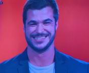 """O Alentejano Luís Trigacheiro voltou a brilhar no palco  do """"The Voice""""  a cantar em português."""