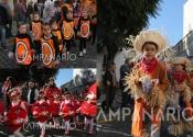 A cidade de Elvas encheu-se de luz, cor e alegria com centenas de crianças a desfilar. Veja a reportagem da RC