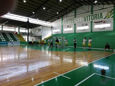 Problemas de saúde e lesões condicionaram prestação do Évora Andebol Clube