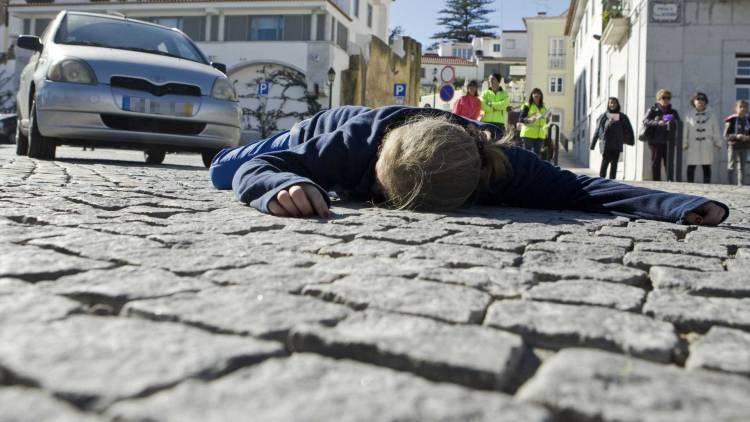 Atropelamento em Vila Viçosa deixa menino de 9 anos gravemente ferido