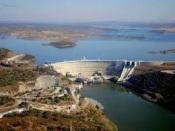 Em março barragem do Alqueva armazenava 67,1% da sua capacidade máxima
