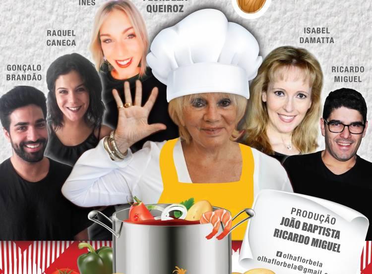 Alandroal recebe espetáculo de revista com Florbela Queiroz