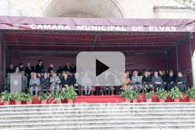 Veja o vídeo das celebrações dos 361 anos da Batalha das Linhas de Elvas