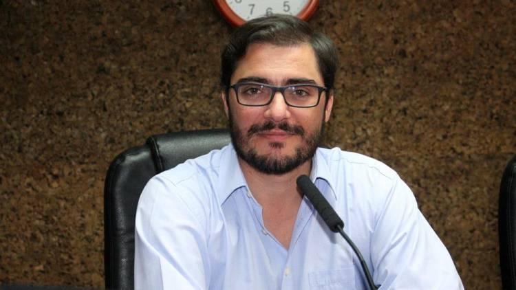 """Perto da freguesia de Pardais em Vila Viçosa """"está previsto construir um viaduto com 40m de altura"""", diz João Oliveira (c/som)"""