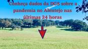 Alentejo bate recorde no número de óbitos com mais 17 e mais 510 casos de COVID-19